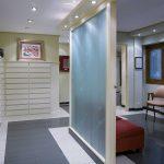 Clínica Casas sala de espera
